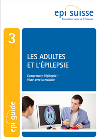 Brochure Adultes atteints d'épilepsie